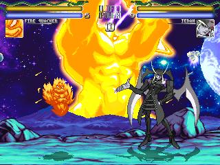 K.O.F.  M.U.G.E.N.  CHILE - Portal Firequacker