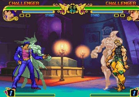Mugen Fighters Guild Character Wiki : Jojo's Bizarre Adventure